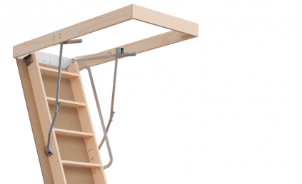 R28 Attic Ladder