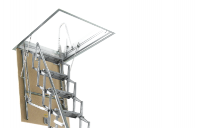 SC30 Attic Ladder