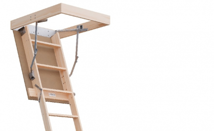 Q24 Attic Ladder